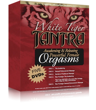 White Tiger Trantra by Steve Piccus | HYPNOTICA - The Social, Sexual and Self Confidence Specialist